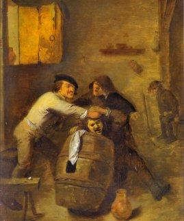Adriaen Brouwer, Quelle: http://www.wikiart.org/