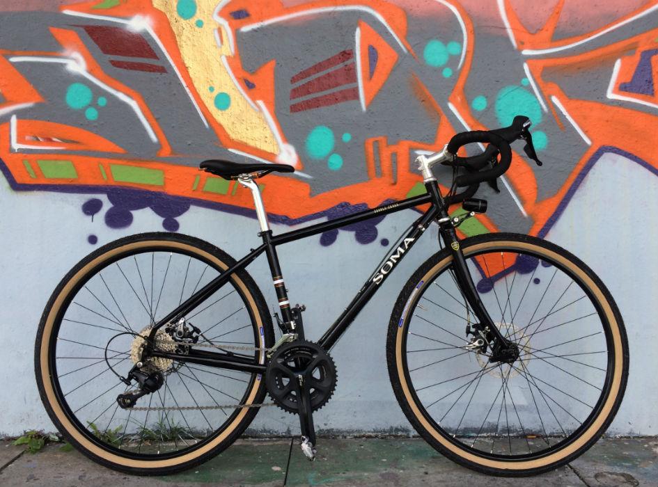 Stahlrahmen – Takeshi fährt Rad